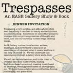 Trespass dinner featured