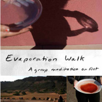 Evaporation walk with Lori Esposito