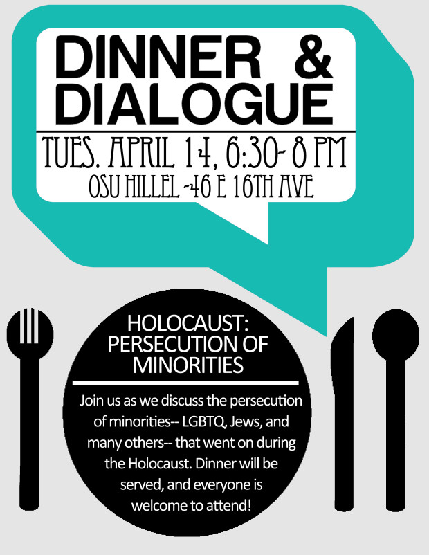 Dinner and Dialogue 2